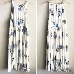 NWT | Torrid Floral Hi-lo Dress
